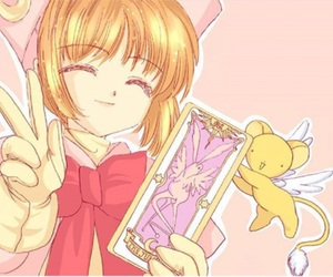 anime, card captor sakura, and cardcaptor sakura image