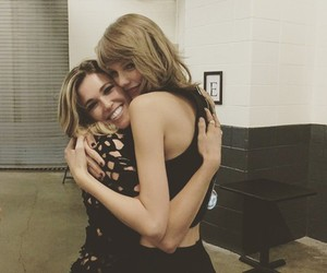 Taylor Swift and rachel platten image