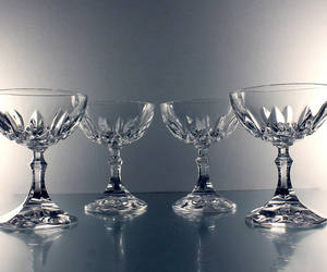 crystal, etsy, and glassware image