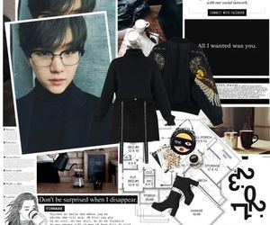army, Polyvore, and bts image