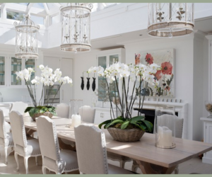dining room, house, and london image