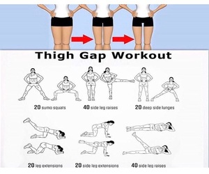 exercise, legs, and workout image