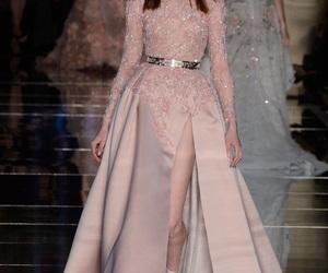 fashion, dress, and Zuhair Murad image
