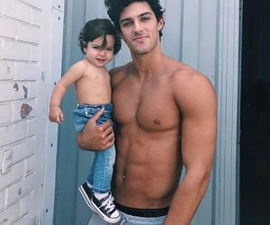baby, steven kelly, and boy image