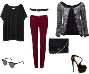 bag, clothes, and Polyvore image