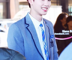 kpop, im youngmin, and produce 101 s2 image