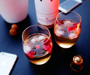 drink, luxury, and fashion image