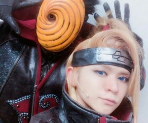 tobi, naruto live in action, and naruto shippuden image