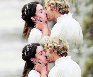 queen mary, reign, and toby regbo image