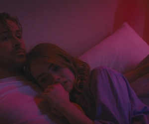 cinematography, emma stone, and ryan gosling image