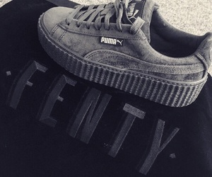 fashion, rihanna, and puma image