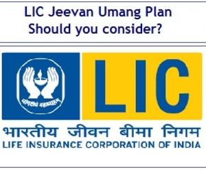 insurance plans, lic jeevan uman, and lic insurance plans image