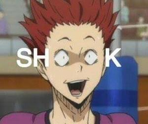 anime, meme, and haikyuu!!! image