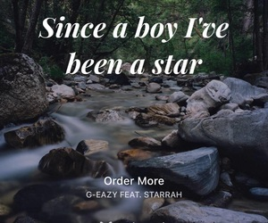 Lyrics, order more, and order image