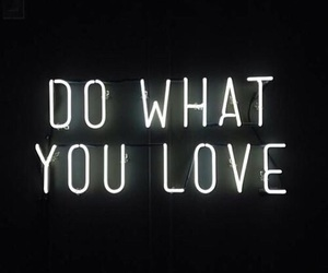 love, quotes, and neon image