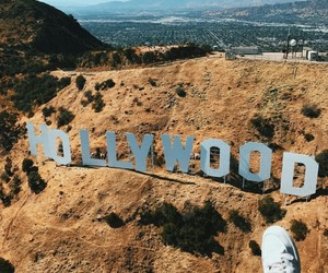 hollywood, travel, and city image