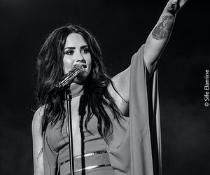 demi lovato, lovatics, and love image