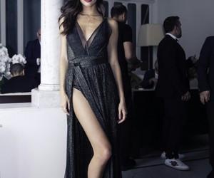 fashion, dress, and sara sampaio image