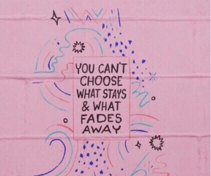 quotes, pink, and wallpaper image