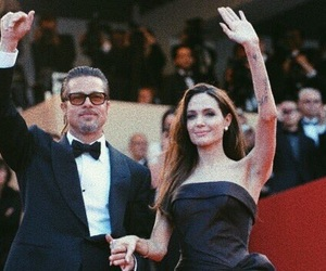 Angelina Jolie, famous, and Relationship image