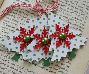 christmas, craft, and creative image