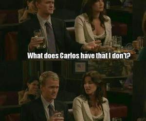 how i met your mother carlos