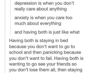 depression and anxiety image