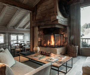interior, living room, and decor image