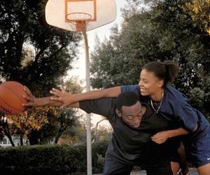 love and basketball, Basketball, and couple image