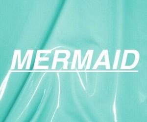 mermaid, tumblr, and pastel image