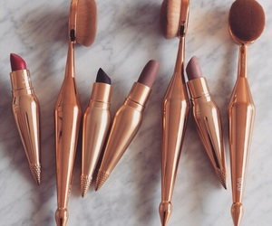 brown, love, and Brushes image