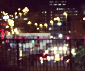 cities, city lights, and lights image