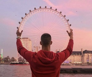 boy and london image