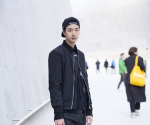 asian, inspiration, and black image