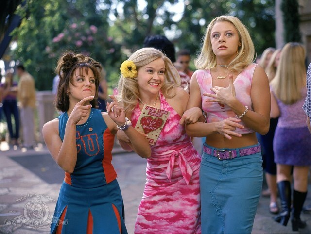 legally blonde, Reese Witherspoon, and girls image