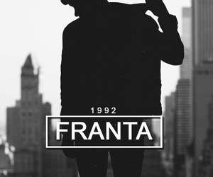 black and white, black-and-white, and connor franta image