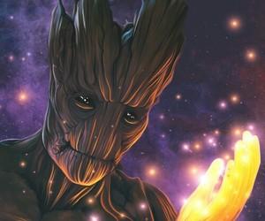 vindiesel, groot, and guardiansofthegalaxy image