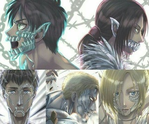 anime and ymir image