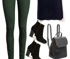 casual, outfits, and clothers image
