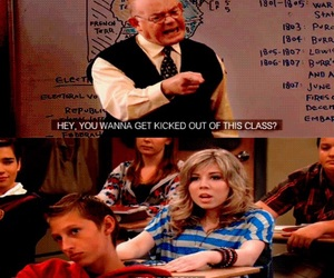 icarly, school, and Dream image