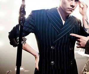 beauty, Harry Styles, and late late styles image