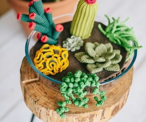 craft, creative, and crochet image