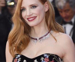 festival de cannes and jessica chastain image