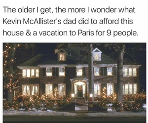 funny, meme, and home alone image
