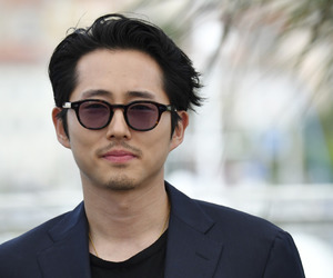 festival de cannes and steven yeun image