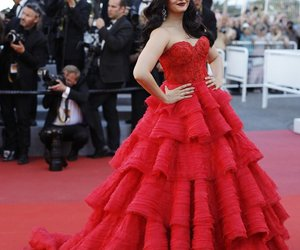 cannes, dress, and ralph and russo image