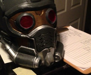peter quill mask image