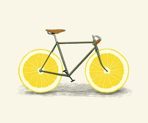 bike, cute, and city image