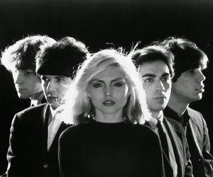 blondie, band, and debbie harry image