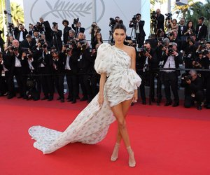 cannes, fashion, and make up image